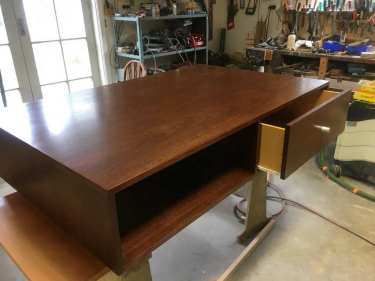 Restored Coffee Table