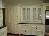 Kitchen Cupboards and Shelving
